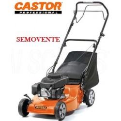 TOSAERBA A SCOPPIO CASTOR 100CC SEMOVENTE mod. FL 46 LS G