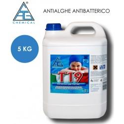 ANTIALGHE PER PISCINE T19 5 LT.