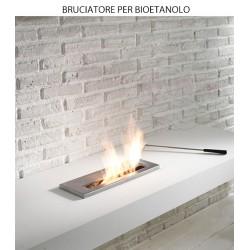 BRUCIATORE SERBATOIO DI RICAMBIO PER STUFE BIOETANOLO