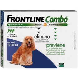 FRONTLINE COMBO CANI DI 02-10 Kg.