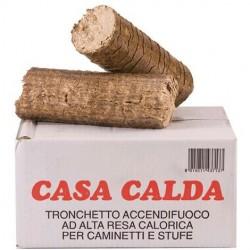 TRONCHETTI PER STUFE E CAMINI MOD. CASA CALDA