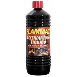 ACCENDIFUOCO LIQUIDO FLAMMAT 1 Lt.
