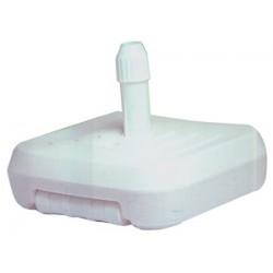 BASE OMBRELLONE PVC TUBO DIAM.32-50 A RIEMPIMENTO