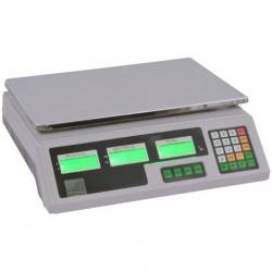 BILANCIA DIGITALE CONTAPEZZI KG.30/GR.1 - DISPLAY LCD